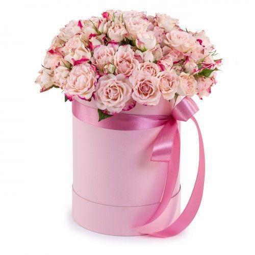 Купить цветы в коробке в кемерово г тюмень доставка цветов