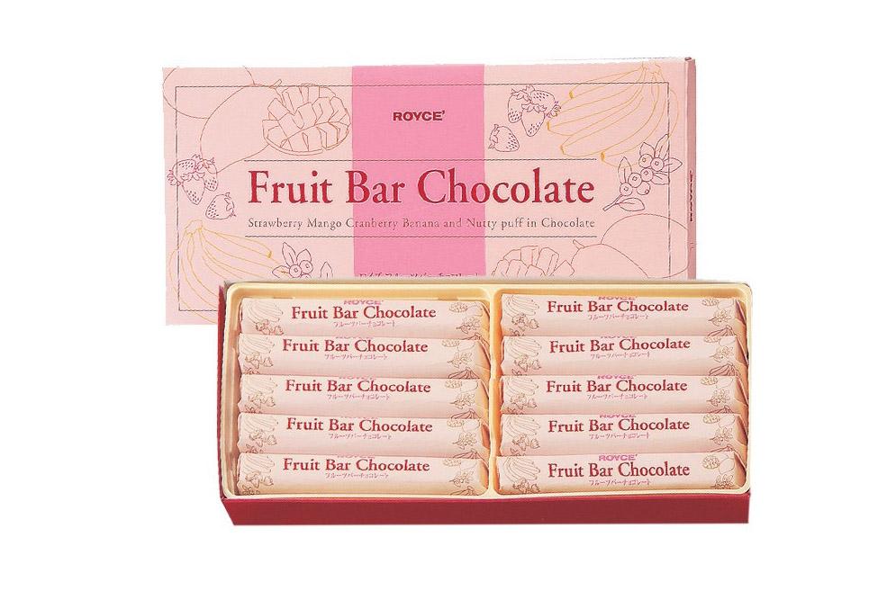 Шоколадные палочки Фруктовые 10 шт<br>