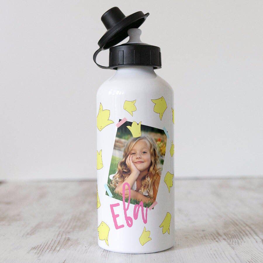 Бутылка для воды с фото Принцесса1<br>