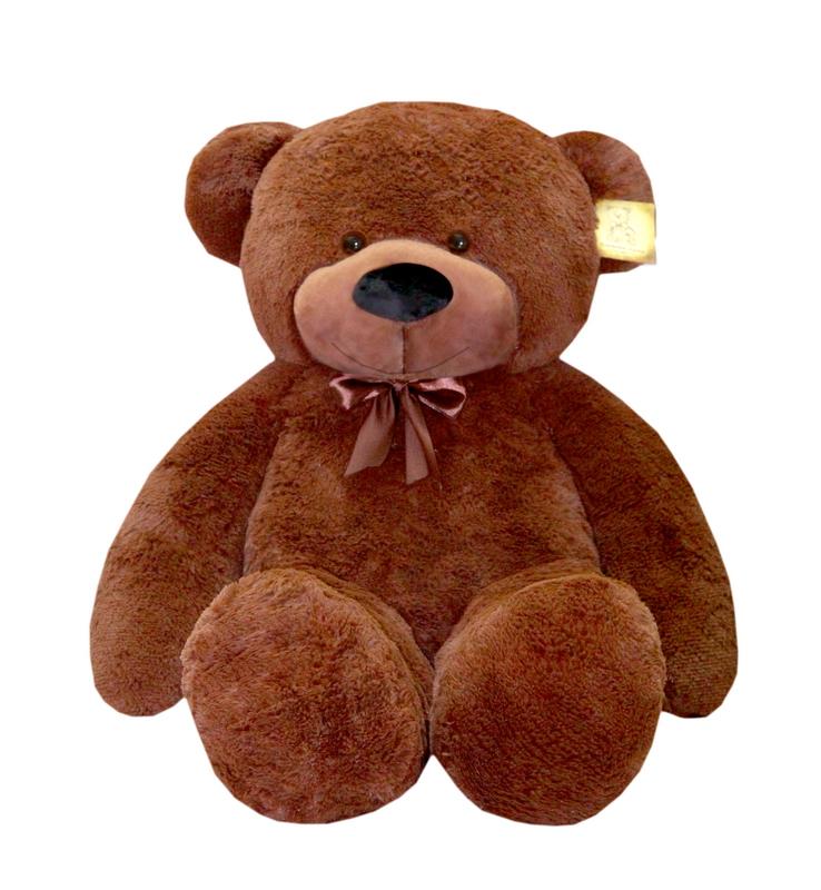 Медведь Нестор шоколадный (200 см)<br>