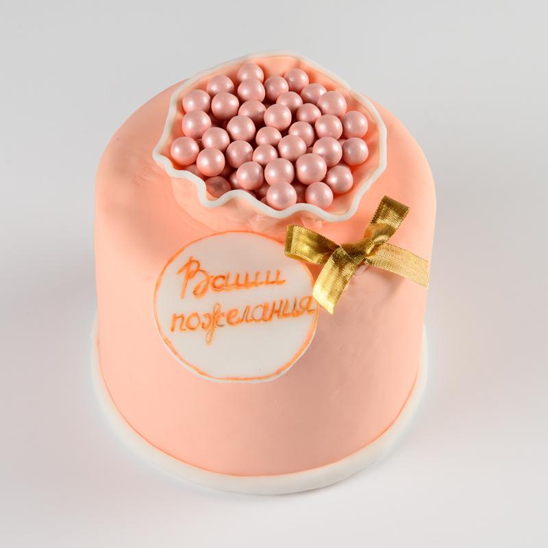 Торт Розовый жемчуг<br>