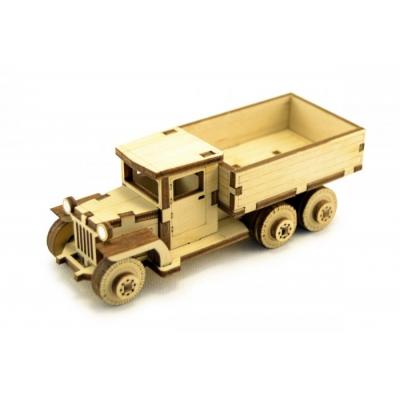 Советский грузовик ЗИС-5в<br>