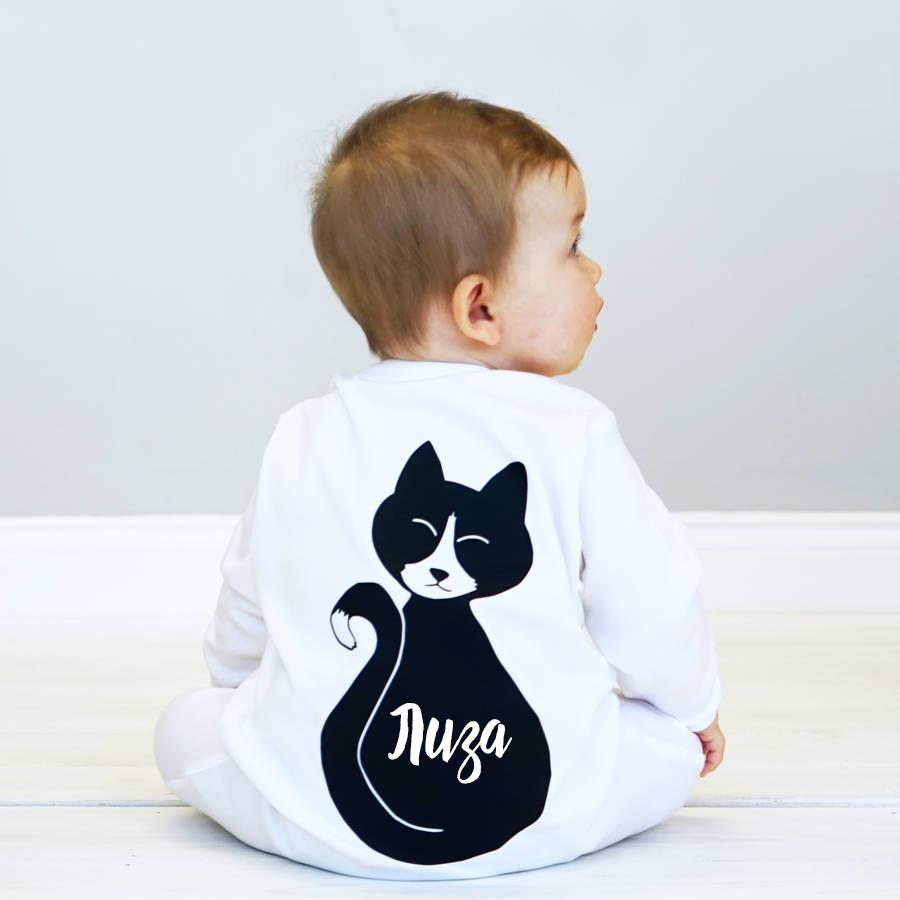 Слип именной Кошка1<br>