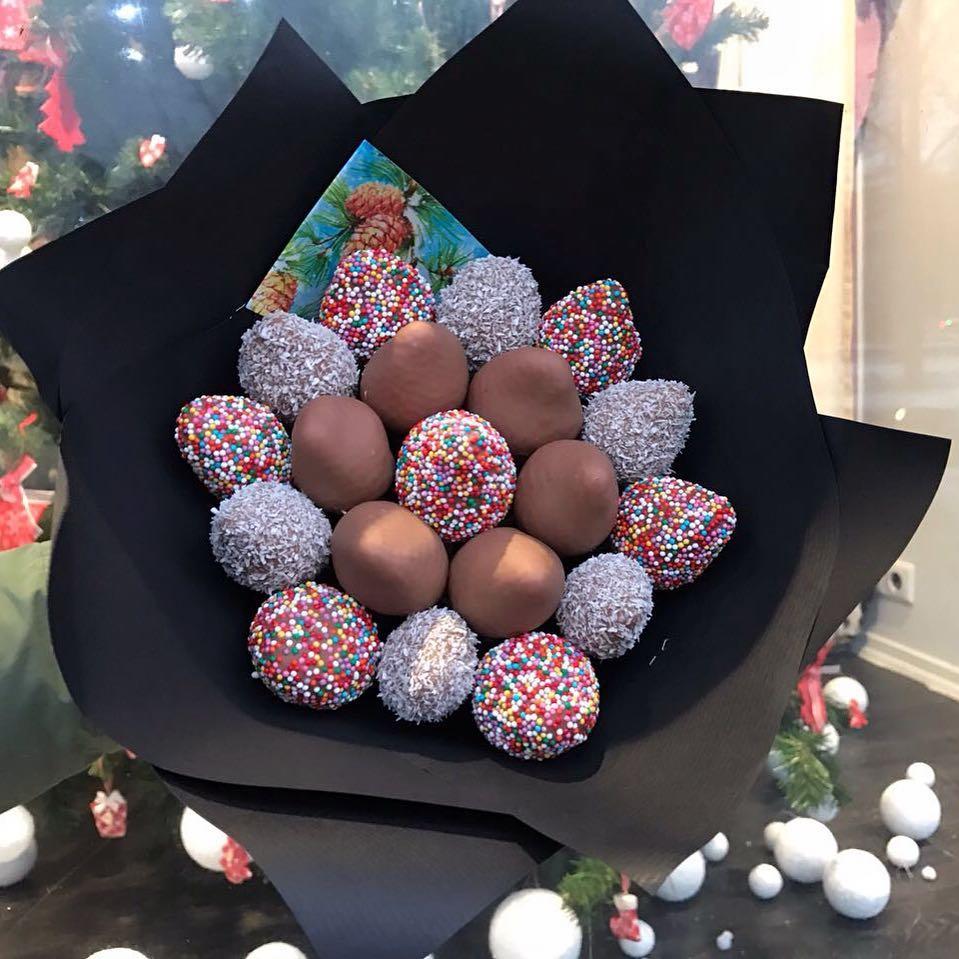 Букет S шоколадный<br>