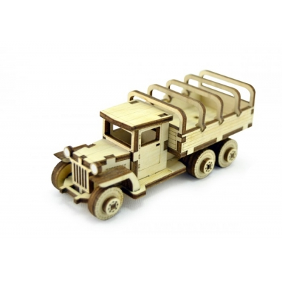 Советский грузовик ЗИС-5вп<br>