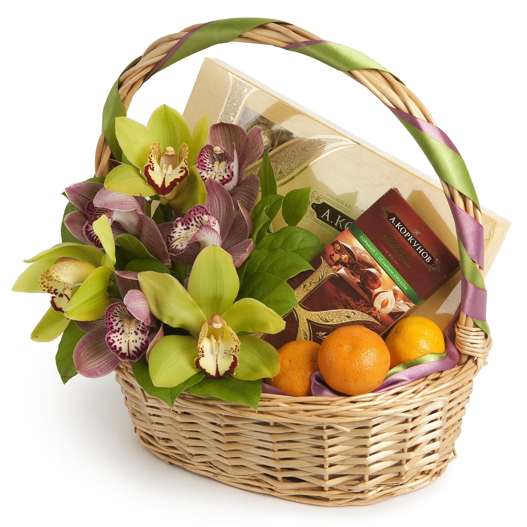 Сладкие орхидеи<br>