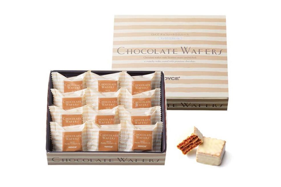 Вафли в шоколаде Тирамису<br>